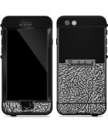 Elephant Print Sneakerhead Black LifeProof Nuud iPhone Skin