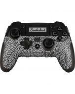 Elephant Print Sneakerhead Black PlayStation Scuf Vantage 2 Controller Skin