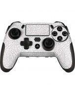 Elephant Print White PlayStation Scuf Vantage 2 Controller Skin