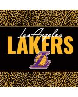 Los Angeles Lakers Elephant Print Yoga 910 2-in-1 14in Touch-Screen Skin