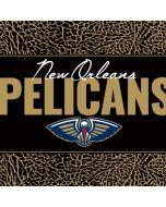 New Orleans Pelicans Elephant Print HP Envy Skin