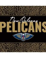 New Orleans Pelicans Elephant Print Amazon Echo Skin