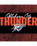 Oklahoma City Thunder Elephant Print Apple iPad Skin