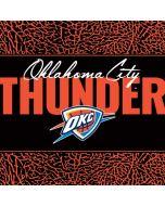 Oklahoma City Thunder Elephant Print iPhone 8 Pro Case