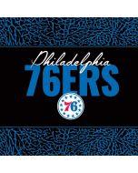 Philadelphia 76ers Elephant Print Dell XPS Skin