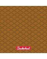 Sneakerhead Gold Pattern Apple iPad Skin