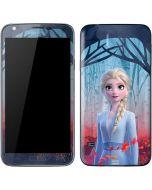 Elsa Galaxy S5 Skin