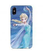Elsa Icy Powers iPhone XS Max Lite Case