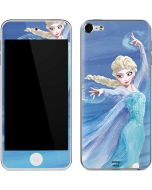 Elsa Icy Powers Apple iPod Skin