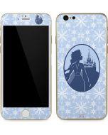 Elsa Silhouette iPhone 6/6s Skin