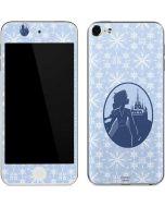 Elsa Silhouette Apple iPod Skin