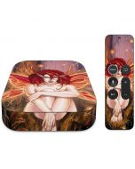 Ember Fire Fairy Apple TV Skin