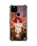 Ember Fire Fairy Google Pixel 5 Clear Case