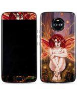 Ember Fire Fairy Moto X4 Skin