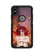 Ember Fire Fairy Otterbox Commuter iPhone Skin