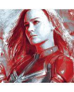 Avengers Endgame Captain Marvel Wii U (Console + 1 Controller) Skin