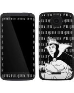 Evil Queen Black and White One X Skin
