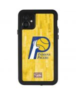 Indiana Pacers Hardwood Classics iPhone 11 Waterproof Case