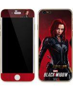 Black Widow Animated iPhone 6/6s Skin