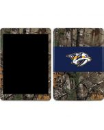 Nashville Predators Realtree Xtra Camo Apple iPad Air Skin