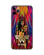 Wonder Woman Color Blast iPhone 11 Pro Max Skin