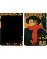 Ambassadeurs Aristide Bruant Apple iPad Air Skin