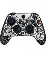Dissolution - Black Xbox Series X Controller Skin