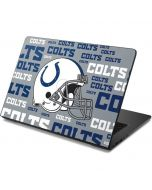 Indianapolis Colts - Blast Dell Chromebook Skin