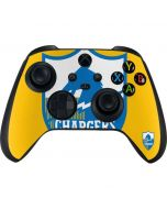 Los Angeles Chargers Retro Logo Xbox Series X Controller Skin