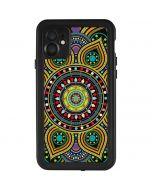 Sacred Wheel Colored iPhone 11 Waterproof Case