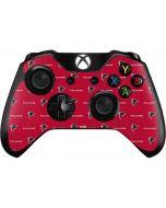 Atlanta Falcons Blitz Series Xbox One Controller Skin