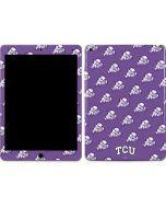 TCU Horned Frogs Logo Print Apple iPad Air Skin