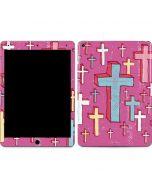 Faith Crosses Apple iPad Air Skin