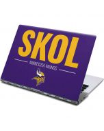 Minnesota Vikings Team Motto Yoga 910 2-in-1 14in Touch-Screen Skin
