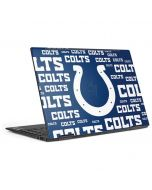 Indianapolis Colts Blue Blast HP Envy Skin