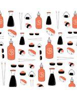 Sushi Galaxy Book 10.6in Skin