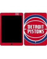 Detroit Pistons Large Logo Apple iPad Air Skin
