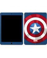 Captain America Emblem Apple iPad Air Skin