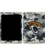 Jacksonville Jaguars Camo Apple iPad Air Skin