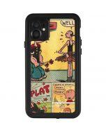 Comic Strip Popeye iPhone 11 Waterproof Case