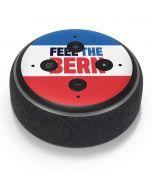 Feel The Bern Amazon Echo Dot Skin