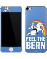 Feel The Bern Unicorn Apple iPod Skin
