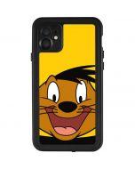 Speedy Gonzales iPhone 11 Waterproof Case