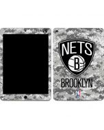 Brooklyn Nets Digi Camo Apple iPad Air Skin