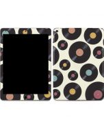 Colorful Records Apple iPad Air Skin