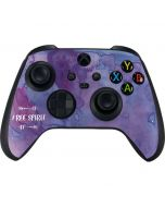 Free Spirit Xbox Series X Controller Skin