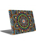 Finding Center Colored Apple MacBook Air Skin