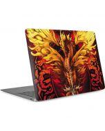 Fire Dragon Apple MacBook Air Skin