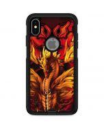 Fire Dragon Otterbox Commuter iPhone Skin