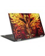 Fire Dragon Dell XPS Skin